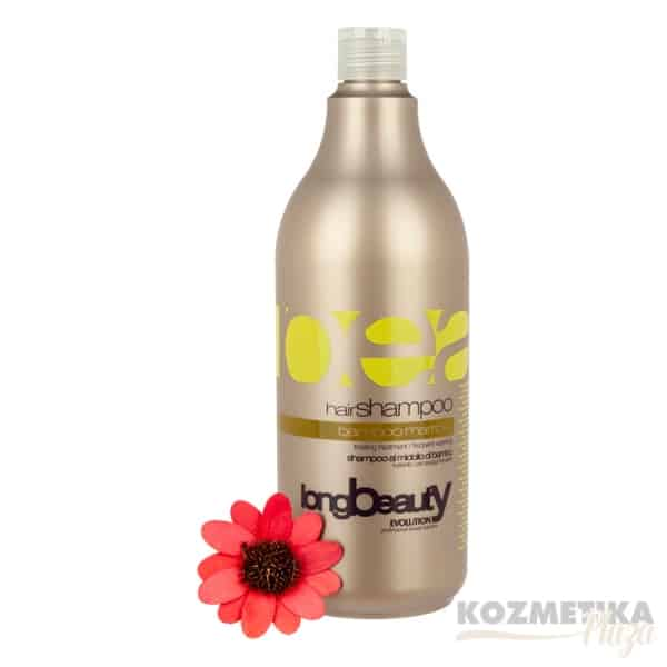 Beauty Evolution Bambusz Sampon Gyakori Hajmosáshoz 1000 ml