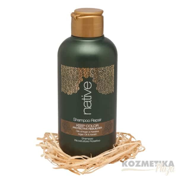 Native Sampon Argánolajjal és Keratinnal 250 ml