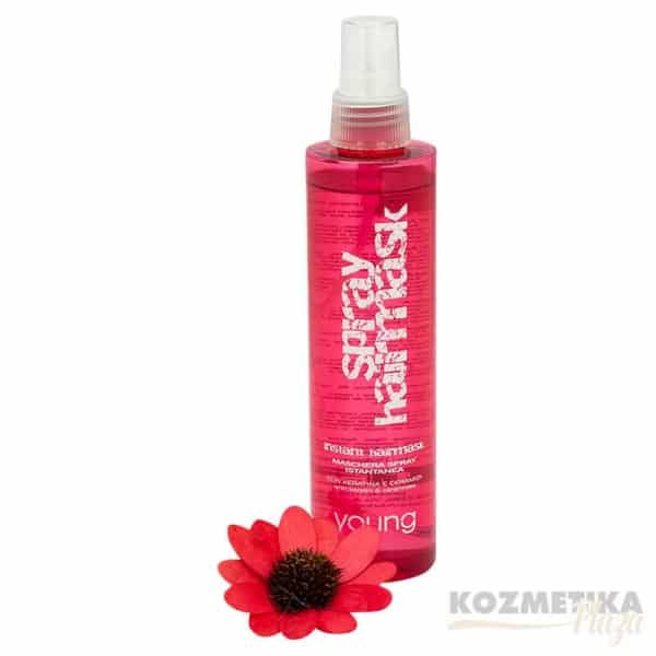 Young Instant Keratin Spray Hajmaszk 200 ml