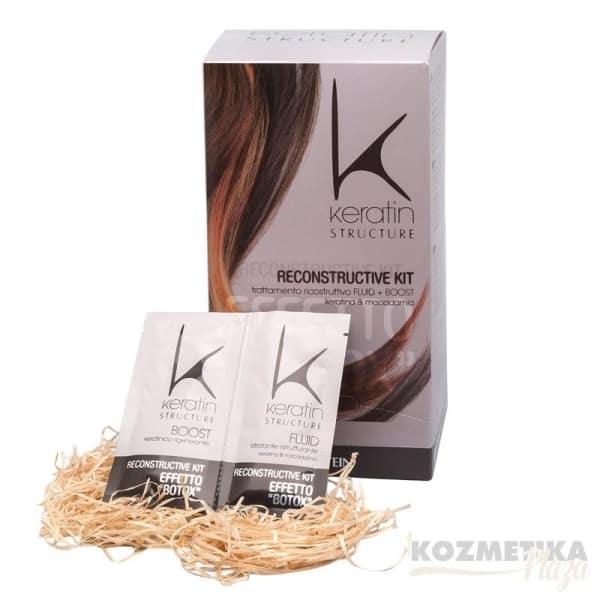 Young Keratin Hajújraépítő Botox 45 db/2*12 ml