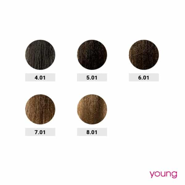 Young Y-PLX Color You - Hideg Natur Hajfesték