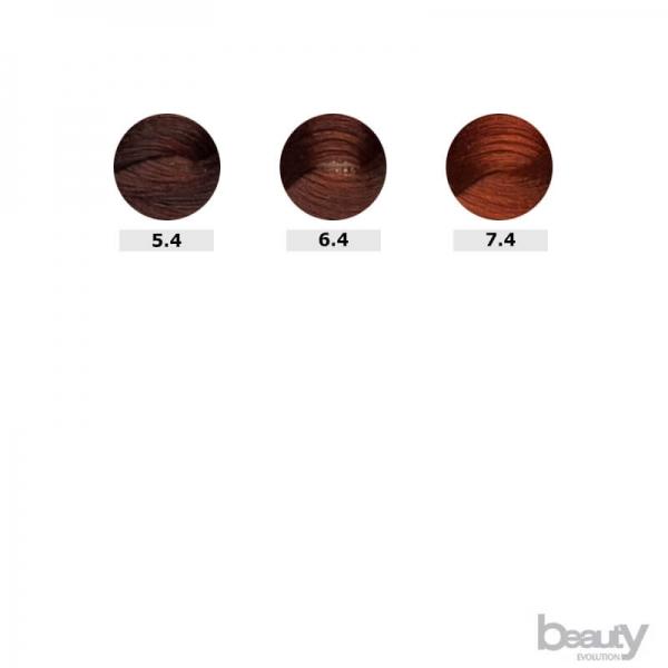 Evolution Copper hajfesték