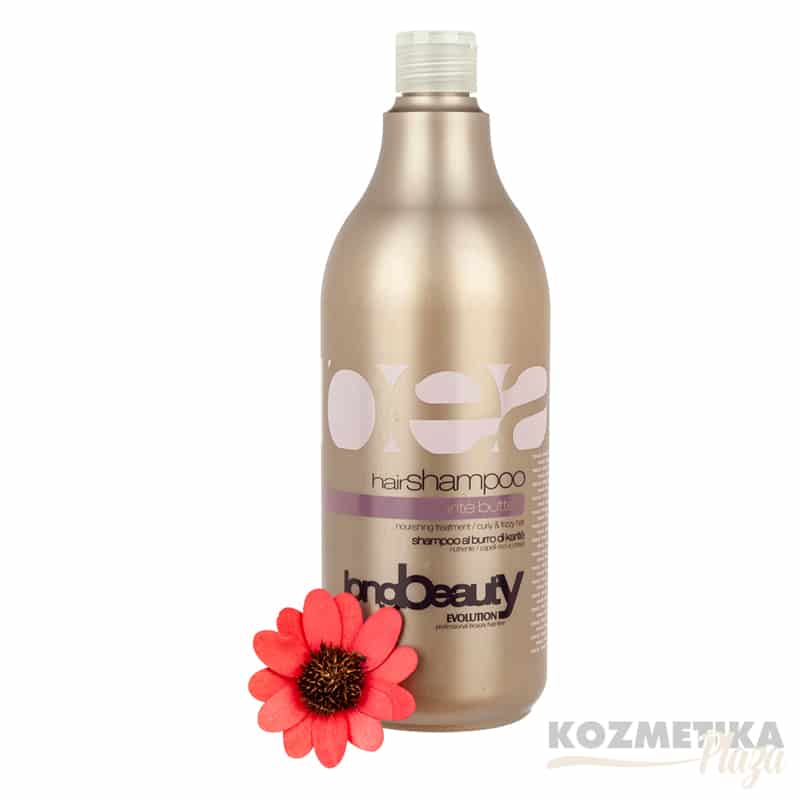 Beauty Evolution Karité/Tápláló Sampon Göndör Hajra 1000 ml