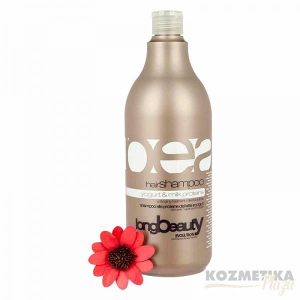 Beauty Evolution Yoghurt/Tejfehérje Sampon Száraz Hajra 1000 ml