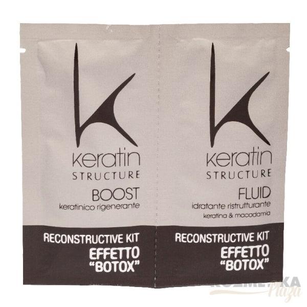 Young Keratin Hajújraépítő Botox 2*12 ml