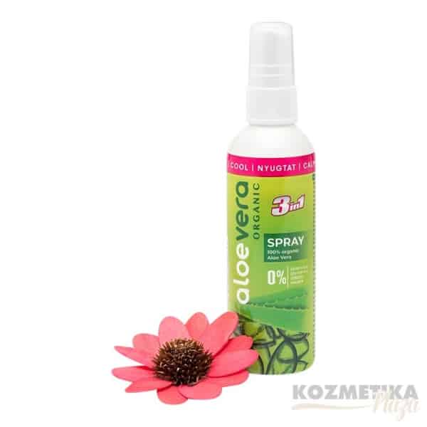 Aloe Vera Organic Spray 100 ml