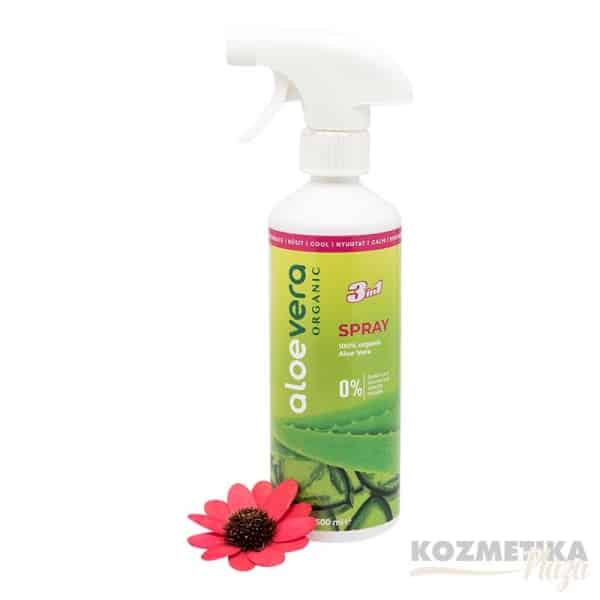 Aloe Vera Organic Spray 500 ml