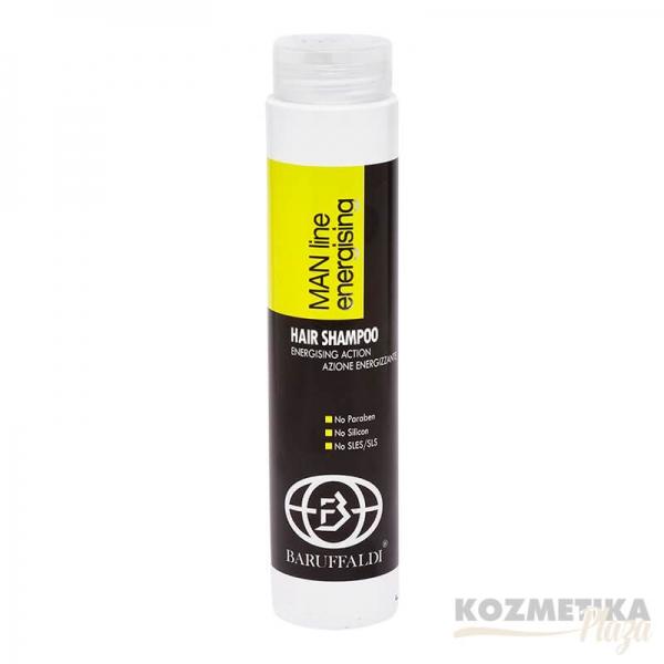 Baruffaldi Energizáló Sampon 200 ml