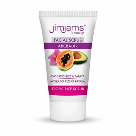JimJams Avokádó Papaya Arcradír 50 ml